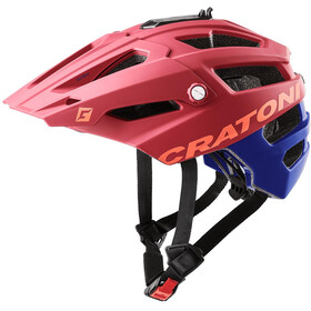 Cratoni AllTrack MTB Helm red